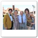 Lucky Stiff - Heather with Jason Alexander, Gabe Greenspan, and Chryssie Whitehead