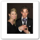 2012 Tony Awards with Christian Borle