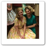 Heather in Hairspray in Taylor Louderman