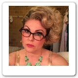 Heather in Hairspray as Velma Von Tussle